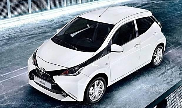 Toyota Aygo 1.0 (FN)
